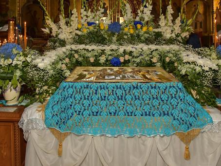 Празднование Успения Пресвятой Богородицы. Фотоотчет