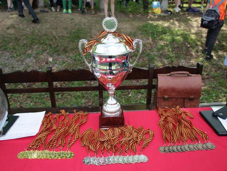 VIII-й футбольный турнир «Кубок Победы» в Пушкинском благочинии