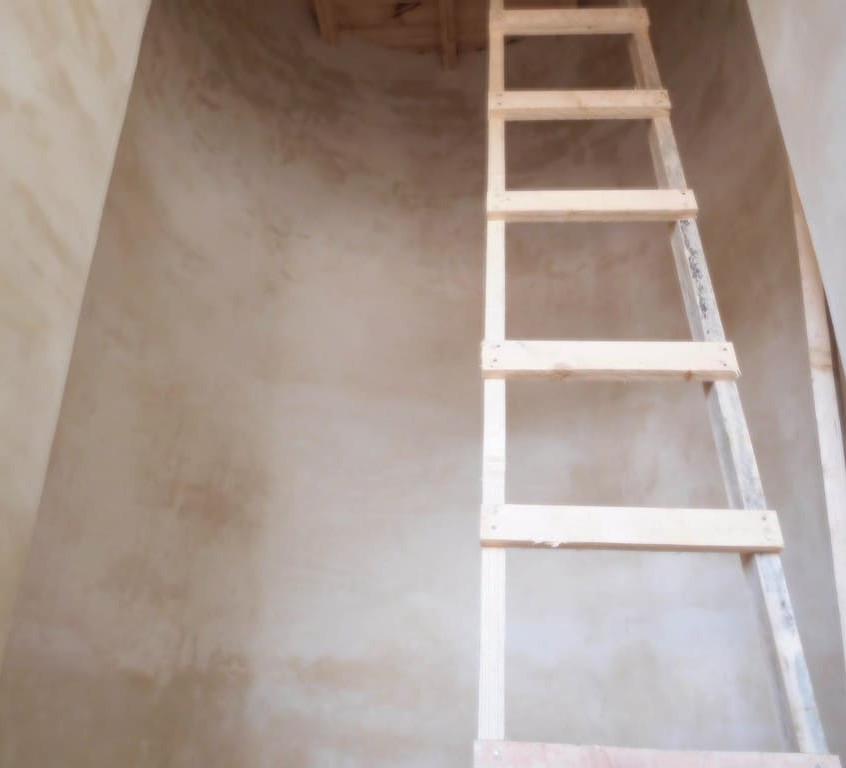лестница деревянная 3