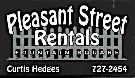 Pleasant Street Rentals