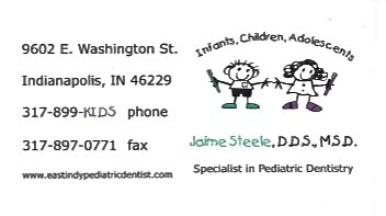 Steele Pediatric Dentistry