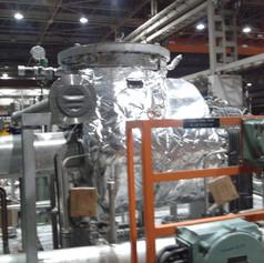 ARK HeatLAG for Steam Turbine