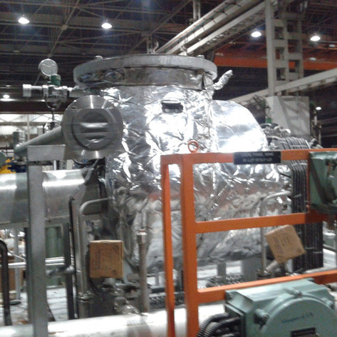 ARK HeatLAG for Steam Turbine