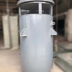 Air Blow-off Silencer