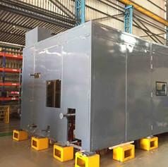 Compressor Package : Noise Enclosure