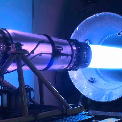 Jet Engine Test Cell Design
