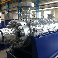 ARK HeatLAG for Boiler Feed Pump