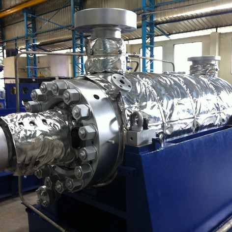 ARK HeatLAG for Boiler Feed Pump