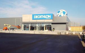 Decathlon store Maasmechelen
