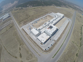 Expansion high bay freezer - Turkey