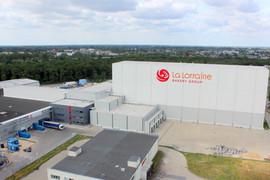 Frozen high-bay warehouse, Poland
