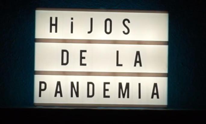 """""""HIJOS DE LA PANDEMIA"""" por BEATRIZ PANTALEÓN"""