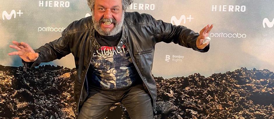 """¡LA 2ª TEMPORADA DE """"HIERRO"""" YA ESTÁ EN MARCHA!"""
