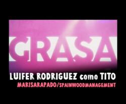 """LUIFER RODRIGUEZ EN """"GRASA"""""""