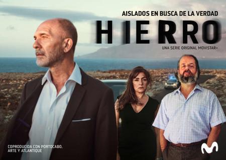 """PREMIO ONDAS A LA SERIE """"HIERRO"""""""