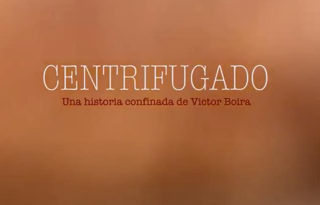CENTRIFUGADO / VÍCTOR BOIRA