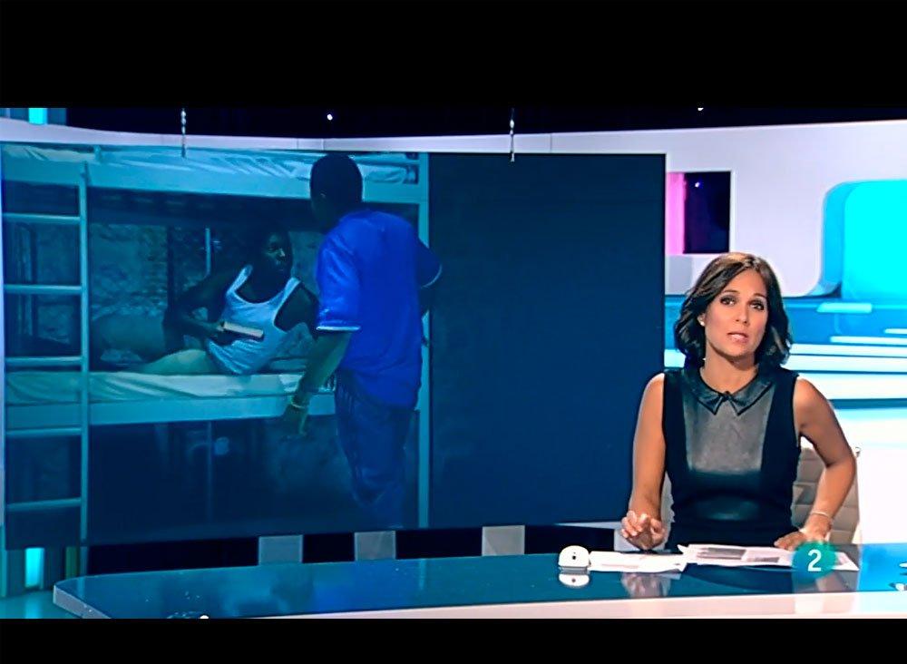 Television noticias