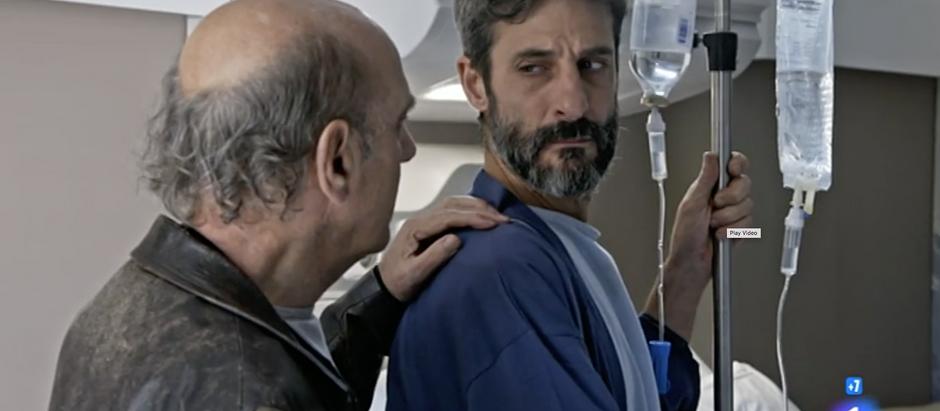 Víctor Boira en Centro Médico