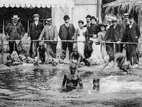 ZOOLÓGICOS HUMANOS – Historia de un pasado aterrador