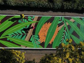 ARTE  Y NATURALEZA | PARQUE METROPOLITANO DE SANTIAGO - Chile