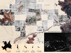 CANAL SAN FRANCISCO: conexión ecológica del cordón sur de Santiago | Representación de paisaje