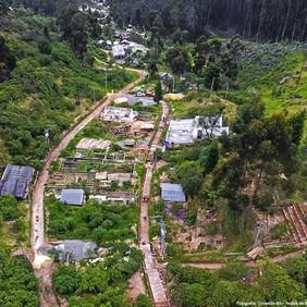 ECOBARRIOS: Una alternativa sustentable de ciudad que emerge en los Cerros Orientales de Bogotá