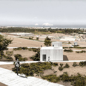 OBSERVATORIO PACHACAMAC - Propuesta para el concurso Parque Pachacamac en Lima | Perú