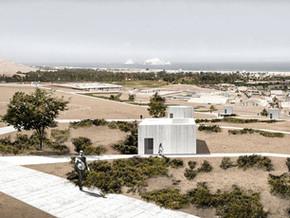 OBSERVATORIO PACHACAMAC - Propuesta para el concurso Parque Pachacamac en Lima   Perú