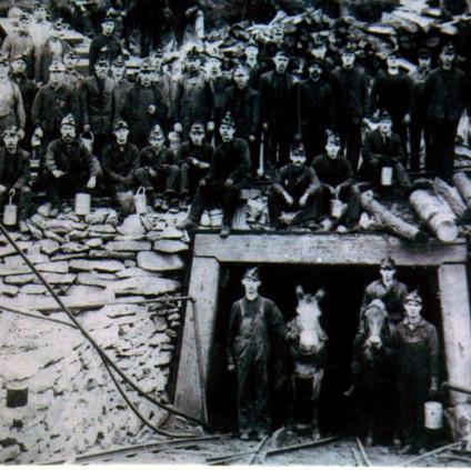 Mineros Vintondale
