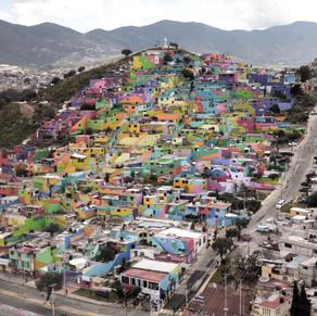 PAISAJES AUTOCONSTRUIDOS - México