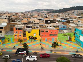 PILOTO DE URBANISMO TÁCTICO ME MUEVO SEGURA - A un año de las intervenciones   Bogotá, Colombia