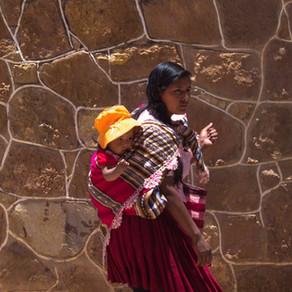 LA MUJER INDÍGENA BOLIVIANA: ORGULLO Y TRADICIÓN SURAMERICANA   Foto relato