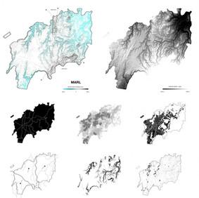 PAISAJES INMADUROS: La Topografía de Dante