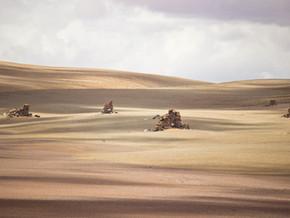 EL SURREALISTA DESIERTO DE DALÍ | Potosí Bolivia