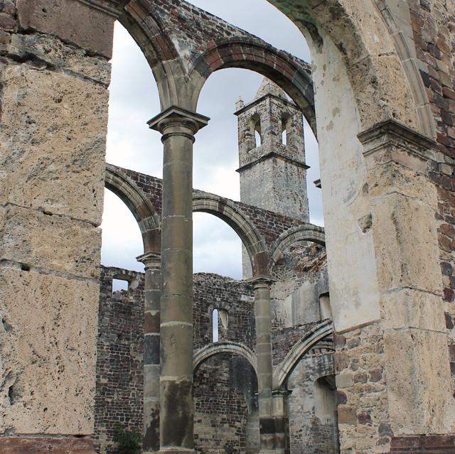 Ex Convento de Tecali