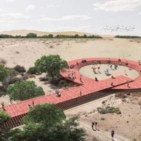 QUIPUS - Segundo lugar concurso Parque Pachacamac en Lima | Perú