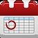 calendario appuntamenti nido