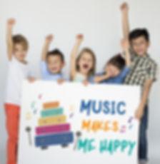 nido musica bambini