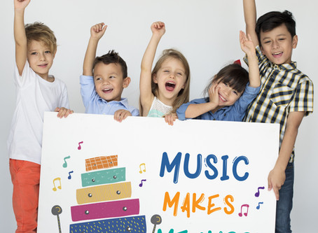 Sviluppomusicalità® AIGAM (3-6 anni)