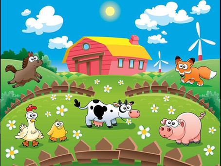 Carnevale in fattoria!