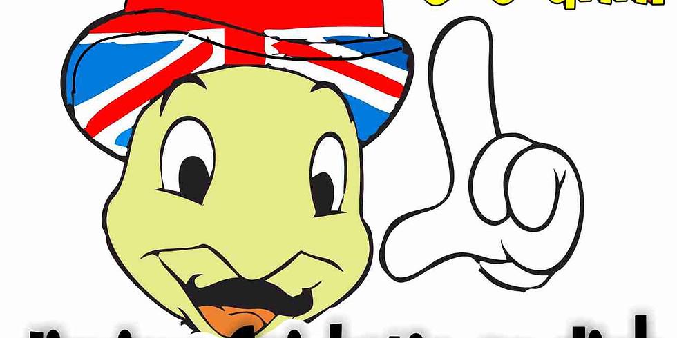 Jiminy Cricket's english 3-6 anni