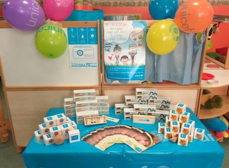 Festa dei Nonni e dei Bambini UNICEF