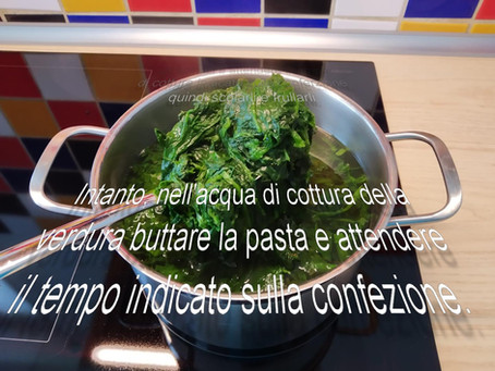 Consigli per l'alimentazione, la ricetta della pasta colorata... e molto altro!