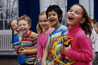 corso musica bambini