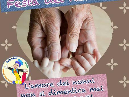 Festa dei nonni!