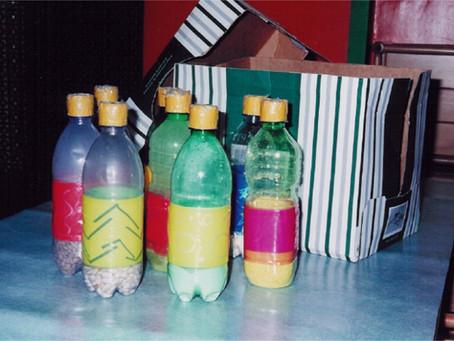 Le bottigliette sonore