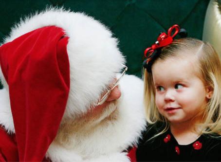 Pomeriggio con Babbo Natale!