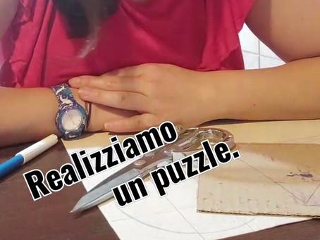 Realizziamo un puzzle... e molto altro!
