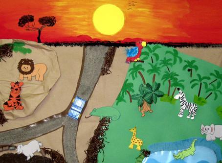 Tanti amici nella savana | Le storie del GRILLO