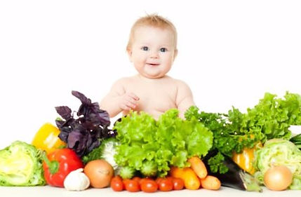 Cucina interna infanzia